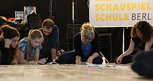 FSS-Workshop mit Uta Plate an der Schaubühne Berlin